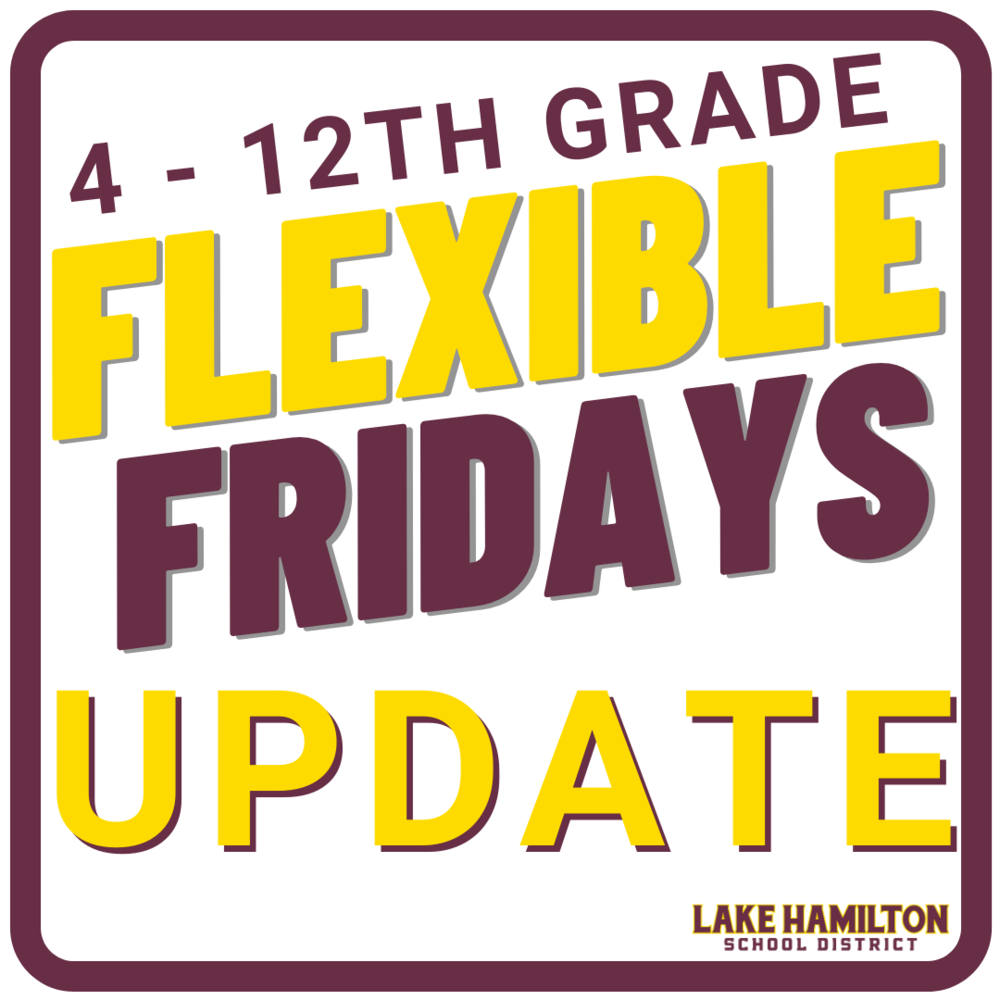 Flexible Friday Update