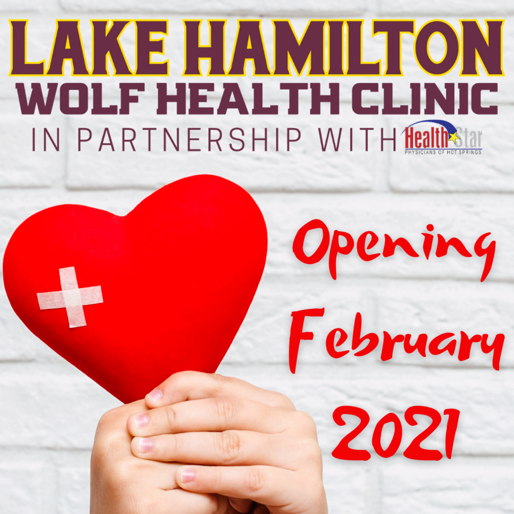 Wolves Health Clinic: Opening February 2021