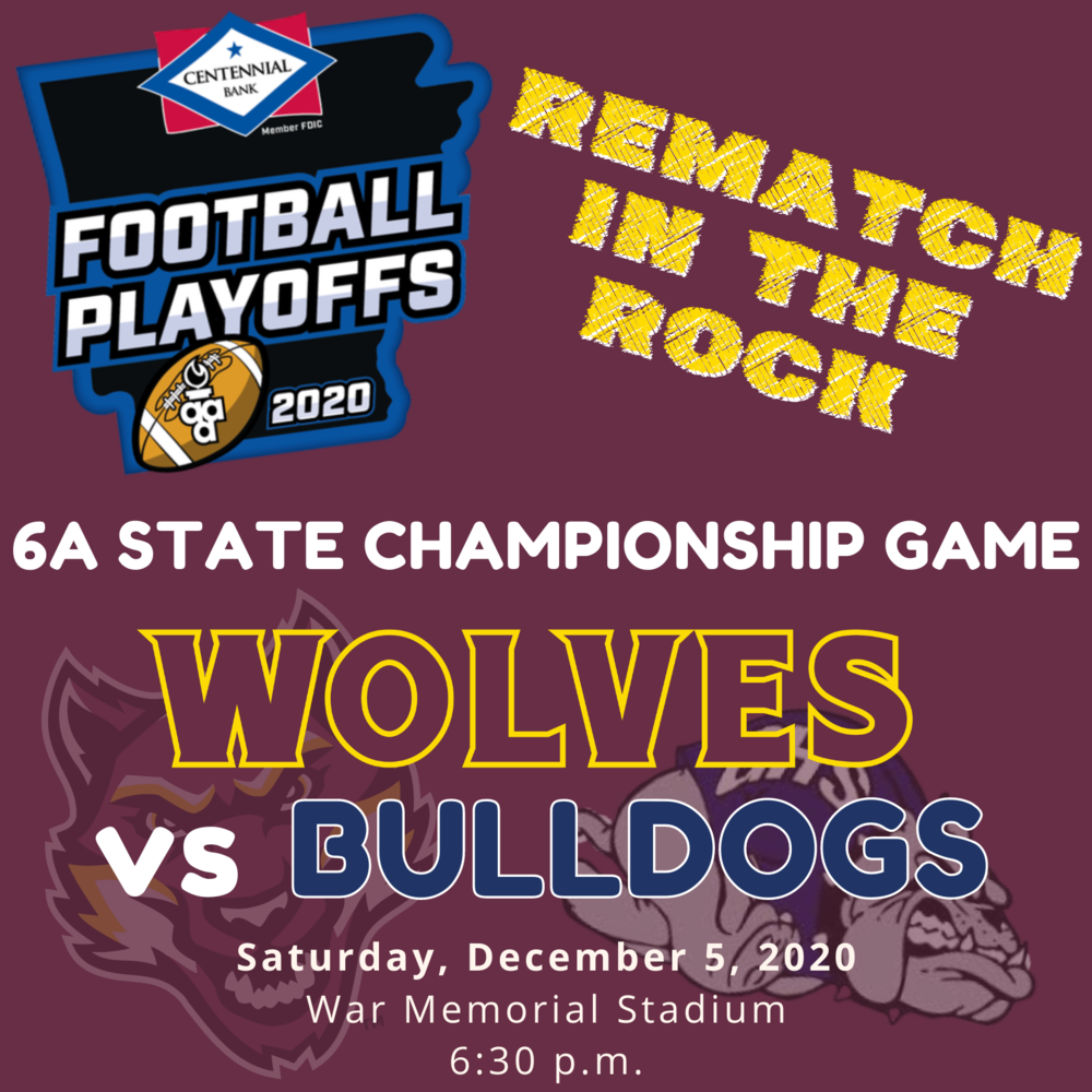 Football State Championship Game Tickets