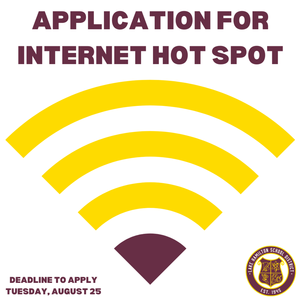 Application for Internet Hot Spot