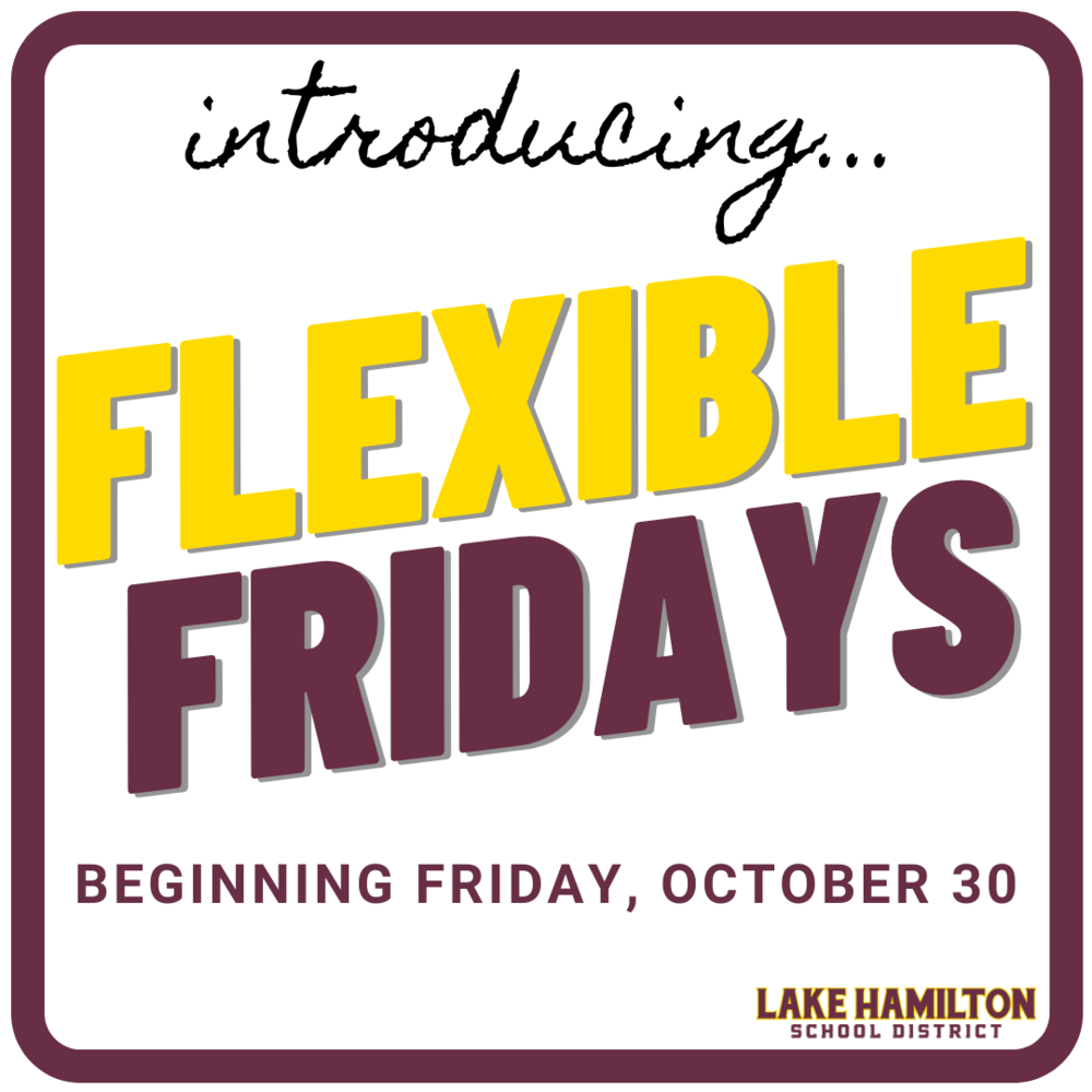 Flexible Fridays