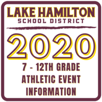 7 - 12th Grade Athletic Event Information