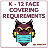 Updated K - 12 Face Covering Requirements