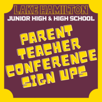 LHJH & LHHS Parent-Teacher Conference Sign Ups