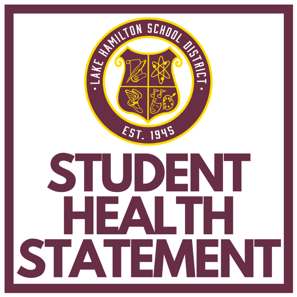 STUDENT HEALTH STATEMENT